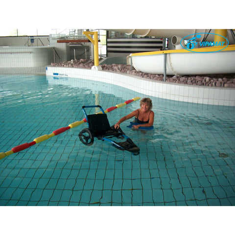 Vipamat: Hippocampe Swimming Pool Wheelchair - Pool View