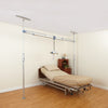 Image of Handicare: Pressure Fit Ceiling Track (3 Post) - 341505