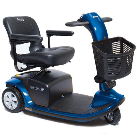 Pride Victory 9 3-Wheel Scooter-Pride Mobility-Scooters 'N Chairs