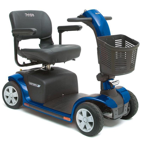 Pride Victory 9 4-Wheel Scooter-Pride Mobility-Scooters 'N Chairs