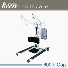 Keen Healthcare: Gf Lumex™ Bariatric Sit-to-Stand Electric Lift, 600lb Cap - EFFGFLF2090 - Actual Image