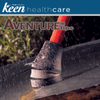 Keen Healthcare: Keen® Aventure™ Pivoting Crutch Tips - AT1-N - Movable