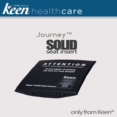 Keen Healthcare: Journey™ Solid Seat Insert - SSI - Actual Image