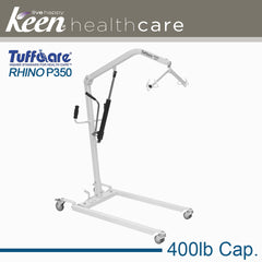 Keen Healthcare: Tuffcare® Hydraulic Rhino Patient Lift - EFFTCP350 - Actual Image