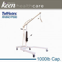 Keen Healthcare: Tuffcare® Bariatric Rhino Patient Lift - EFFTCP500 - Actual Image