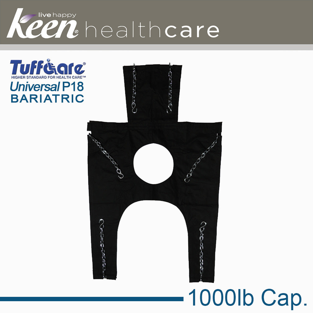 Keen Healthcare: Tuffcare® Universal Bariatric Sling - EFFTCP18 - Actual Image