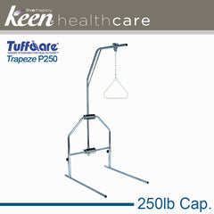 Keen Healthcare: Tuffcare® Trapeze Bar with Stand - EFFTCP250 - Actual Image