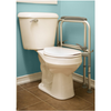 Image of Mobb Healthcare: Folding Toilet Safety Frame - MHFTSF - Folded View