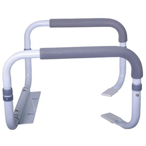 Mobb Healthcare: Toilet Safety Rail - MHRTSR - Side View