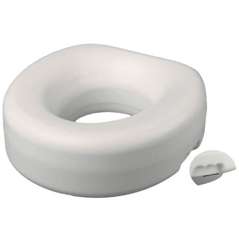"Mobb Healthcare: 5"" Raised Toilet Seat - MHRTSD5"