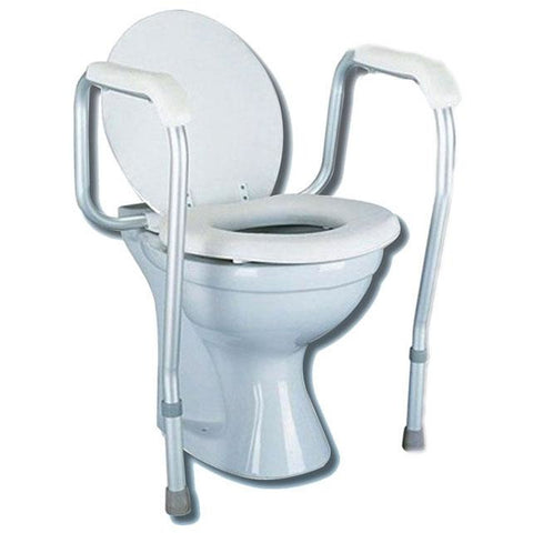 Mobb Healthcare: Toilet Safety Frame - MHSTSF