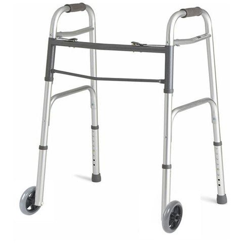 Mobb Healthcare: Folding Walker Regular - MHRFW - Regular Size