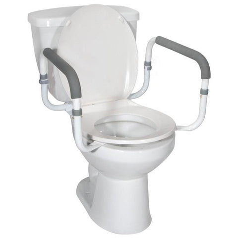 Mobb Healthcare: Toilet Safety Rail - MHRTSR - Actual Image