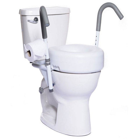Mobb Healthcare: Ultimate Toilet Safety Frame - MHUTSF - Actual Image