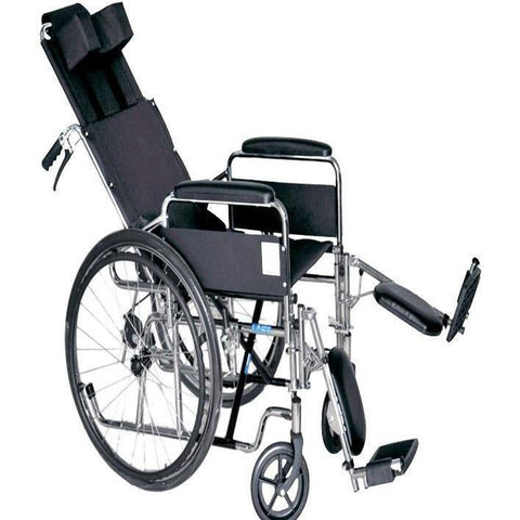 Mobb Healthcare: Reclining Wheelchair - MHRWC