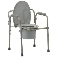 Mobb Healthcare: Folding Commode Chair - MHCMF