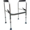 Image of Mobb Healthcare: Folding Toilet Safety Frame - MHFTSF