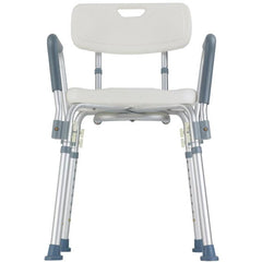 Mobb Healthcare: Bath Chair with Back and Arms - MHBBA
