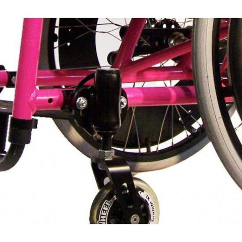 Colours: Little Dipper - Front Wheel Adjustment