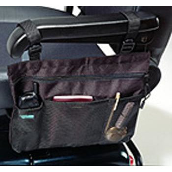 EZ-Access: Scooter Arm Tote - Black