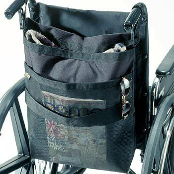EZ-Access: Wheelchair Back Carry-On