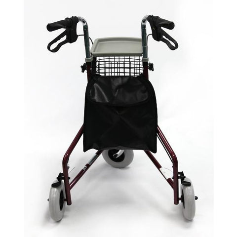 Karman Healthcare: Walker Rollator - R-3600 back image