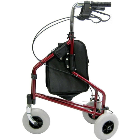 Karman Healthcare: Walker Rollator - R-3600 side view