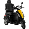 Pride Mobility: Raptor (Black) 3-Wheel