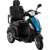 Image of Pride Mobility: Raptor (Black) 3-Wheel Scooter
