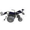 Image of Debug Mobility: Reclining All-Terrain Beach Wheelchair