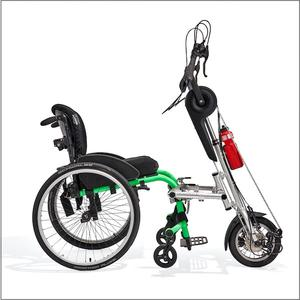 Rio Mobility: Dragonfly 2.0 Manual Handcycle - Dragonfly (100-D) - Actual Image