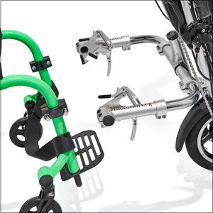 Rio Mobility: eDragonfly 2.0 Electric Assisted Handcycle - e-Dragonfly (100-E) - Hooks Looking Point