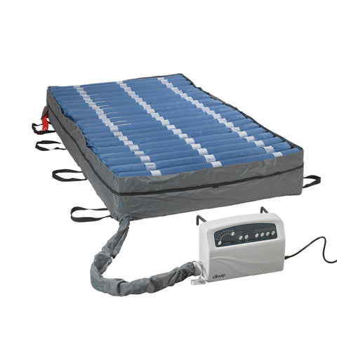 Med Aire Plus Bariatric Heavy Duty Low Air Loss Mattress System - 14048