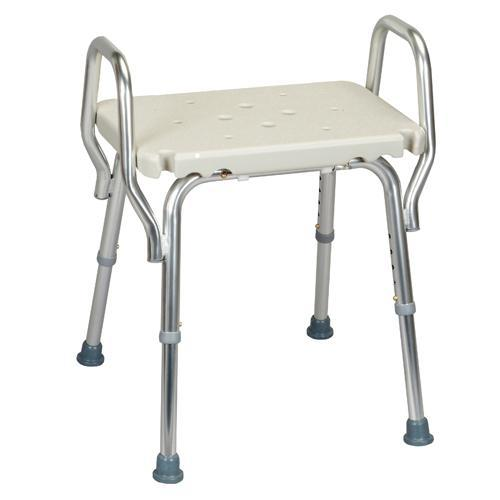 Eagle Health: Shower Chair w/Arms, w/o Back a-62221