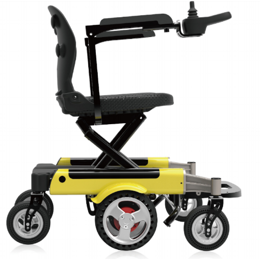 JBH Medical: D02 Electric Wheelchair