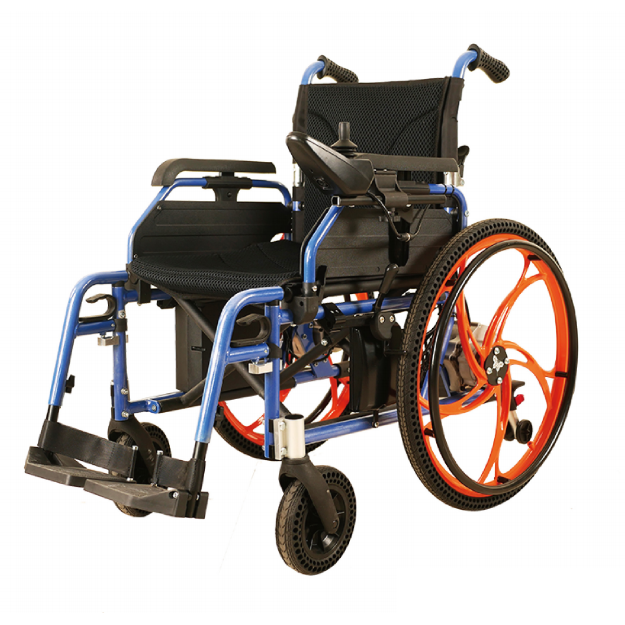 JBH Medical: D03 Electric Wheelchair