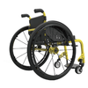 Image of JBH Medical: S004-2 Manual Wheelchair