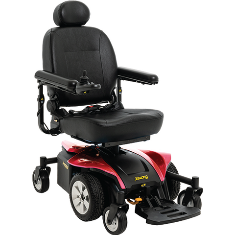 Pride Mobility: Jazzy Select 6 2.0