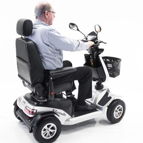 Merits: Silverado 4 Wheel-Merits-Scooters 'N Chairs