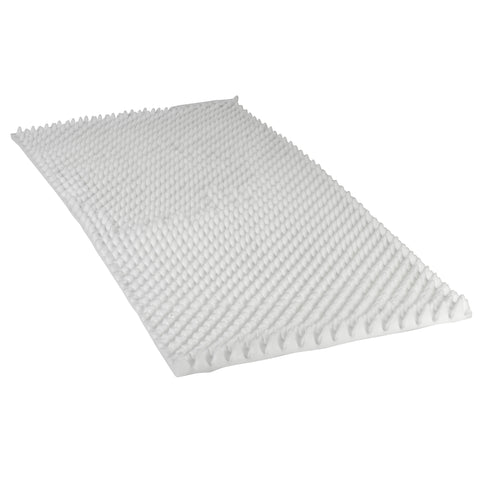 "Convoluted Foam Pad, 3.5"" Height - M6026"