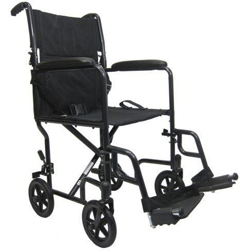 Karman Healthcare: T-2017 & T-2019  Lightweight Compact  Transport Wheelchairs – T-2000 main image