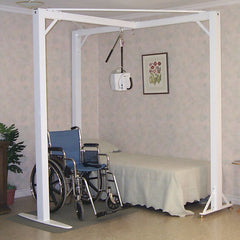 Handicare: T-Shape 3-Post Bedroom System