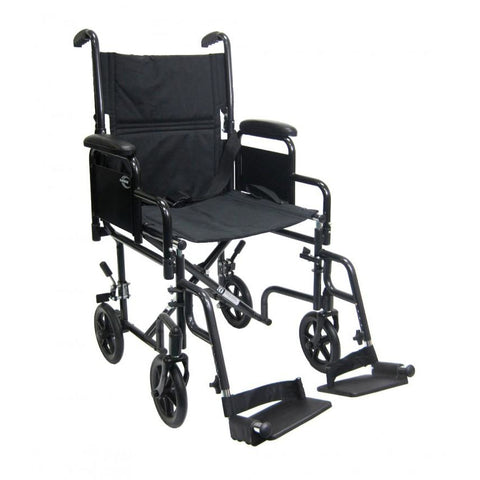 Karman Healthcare:  Transport Wheelchairs – T-2700 Front view