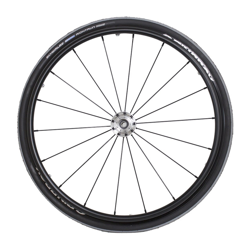 New Solutions: SCHWALBE Right Run - T413 - Actual Image