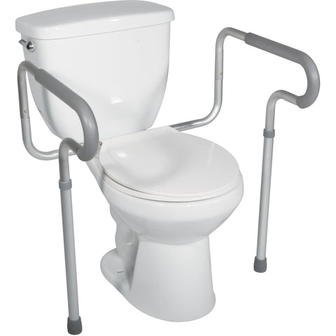 Toilet Safety Frame with Padded Armrests - RTL12000