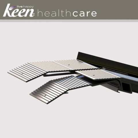 Keen Healthcare: Ez-Access Top Lip Extension - EFFEZTLE - Side View