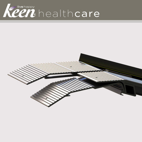 Keen Healthcare: Ez-Access Top Lip Extension - EFFEZTLE - Actual Image