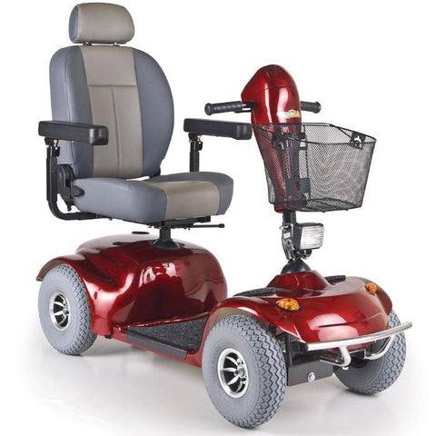 Golden Technologies: Avenger 4-Wheel Scooter-Golden Technologies-Scooters 'N Chairs
