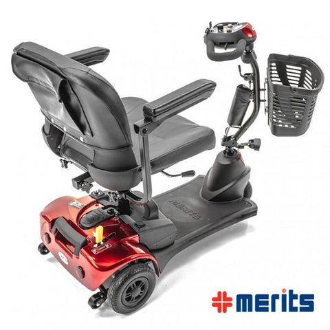 Merits: Roadster Deluxe - Mobility Scooters Store