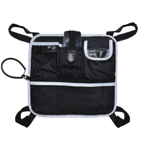 See and Be Safe: Reflective Mobility Tote - 20236